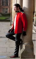 Red Coat stock 25 by Random-Acts-Stock