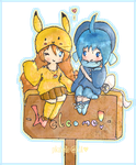 .:pc:pika+puni- welcome!:. by pikabeIIe