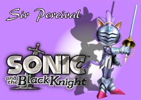 Sonic and the Black Knight - Sir Percival by BingotheCat