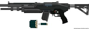 CRYSIS2 'JACKAL' by knight992006