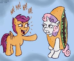 Taco Belle by ScoBionicle99