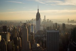 Empire State Building by TheBirdsFeathers