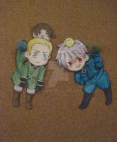 Germany and Prussia by AcarioL
