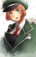 APH Halloween Exchange 2014! by A-rtificialHeart