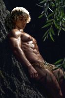 Jungleboy by Moonlight by bumpman321