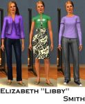 "Libby ""Elizabeth Smith- Sims 3 by pudn"