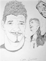 Eddie Guerrero by Crystal-Cat