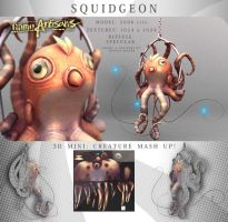 The Squidgeon by DuncanFraser