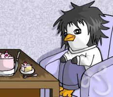 DN Penguins- L by Akei-Tyrian