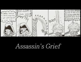 Assassin's Grief by EmJay-5