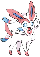 Sylveon by Shiny-Skymint