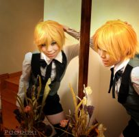 Alois Trancy by Poodoki