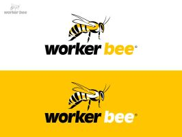 worker bee by eyenod