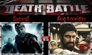 Beowulf vs King Leonidas by SonicPal