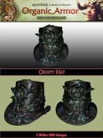 OA - Creepy Hat by Muttstock