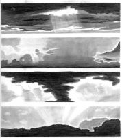 Tone Clouds by topace12