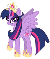 Princess Twilight by LorettaFox