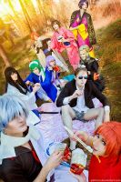 Gintama by Lust-ik