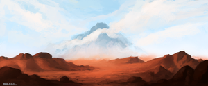 red earth by ehecod