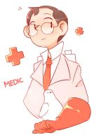 Ze Red Medic by SallysTale