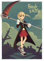 Maka by Hello-Morphine