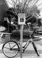 Reserved Parking by JaredPLNormand