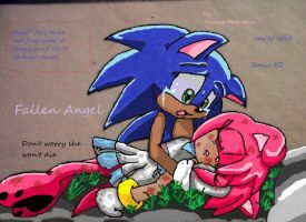 Amy don't die by LoonataniaTaushaMay