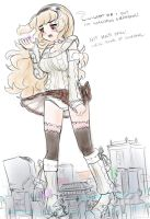 Compa is too big by AlloyRabbit