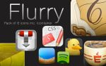 Flurry Extras Icon Pack by spendavis
