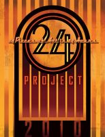 24 PROJECT Logo by PaulSizer