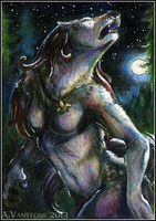 Muriell ACEO by ashkey