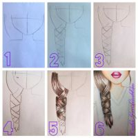 Hair Tutorial by Creative-4ever