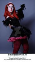 Trash Princess Goth Stock 002 by MADmoiselleMeliStock