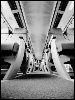 Train Trippin two by Ouylle