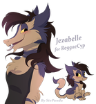 Jezabelle Sergals by StePandy