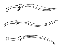 Swords by Scatha-the-Worm