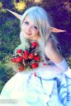 Wedding Elf by JulieFiction
