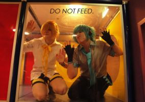 Hungry Vocaloids by KyoyaxL