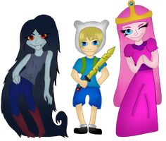 Queens, Knights and Princesses by NastyLittleCuss