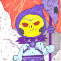 Skeletor 6x6 by Robomonkey82