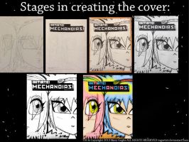 Initiate! Mechanoias[is]! Cover creation Process by MGartist