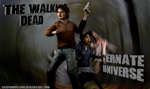 TWD AU - A New Beginning by DaxProduction