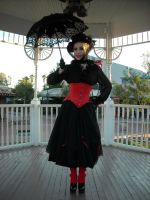 Scary Mary  Poppins by LadyLestat88
