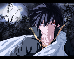 Fairy Tail 340 - Zeref by the103orjagrat