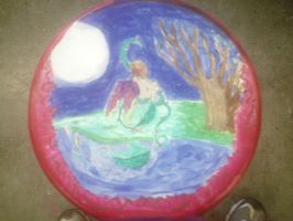 fairy chair I did. :3 by jashinist112