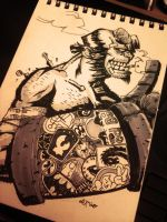 Happy Hellboy day! by ElPino0921