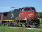 Canadian National in Iowa by RacoCooper