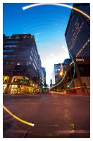 Montreal at Night 66 by Pathethic