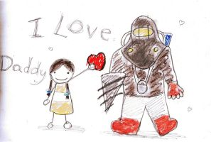 i love daddy by misteve