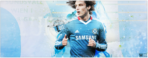 David Luiz by Wlady26